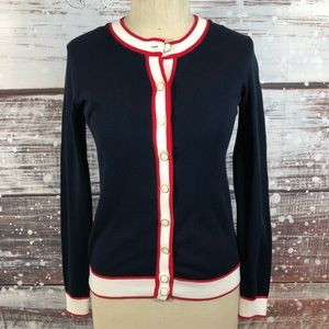 Tommy Hilfiger Cardigan Sweater/ Like New!